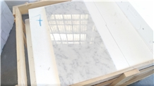 Bianco Carrara C Marble, White Marble Italy