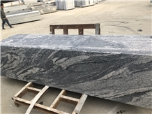 China Juparana Grey Wave Granite Window Sills