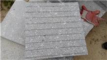 G375 Rushan Grey Granite Cube Stone Blind Pavers