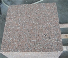 G696 Salmon Red Granite Floor Wall Tiles