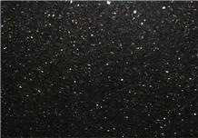 India Black Galaxy Star Granite Floor Tile,Slab