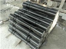 Shanxi Black Granite Polished Balustrade