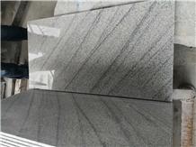 Viscont White Granite Grey Wave Wall Clad Panels