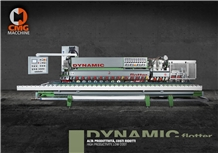 Dynamic Edge Polishing Machine