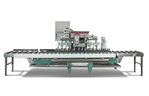 V-Groove Edge Cutting Machine- Double Miter-Cuts