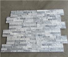 Alaska Gray Ledger Panel L Corner Stacked Stone