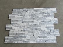 Alaska Grey Flat Stacked Stone Veneer Cladding