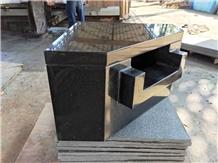 Shanxi Black Granite Water Feature