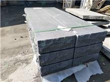 Yixian Black Granite New G684 Garden Block Steps