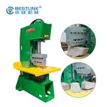 Hydraulic Natural Paving Stone Splitting Machine