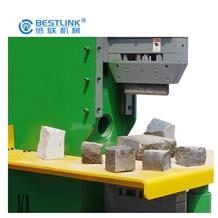 Hydraulic Stone Marble Splitting Chopping Machine
