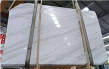 Volakas White Marble Slab,Good Quality&Price