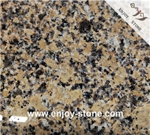 Karamori Gold Granite Polished Slabs & Tiles