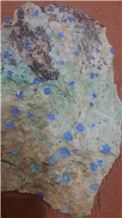 K2nite Boulders- Granite/Lazurite Combine Stone