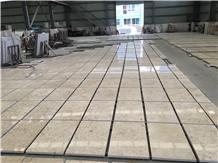 Germany Jura Beige Marble Polished Flooring Tile
