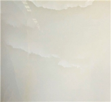 Iran Lady Dream White Onyx Polished Tiles & Slabs
