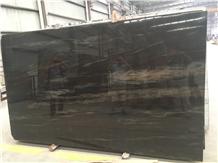 Sri Lanka Brown Fantasy Granite Polished Big Slabs