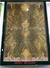 Tiger Onyx Yellow Polished Wall Covering Slabs