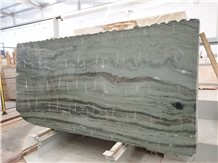 Verde Viana Marble Slabs, Green Antique Marble