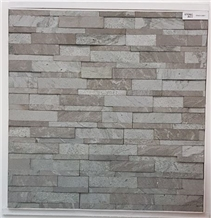 Stack Grey Quartzite Ledge Stone - Wall Panel
