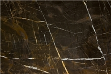 Coffee Brown Marble Slabs & Tiles, Brown Marble