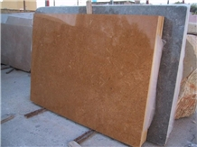 Golden Marble Slabs & Tiles