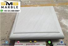 White Sandstone Tiles - Pakistan