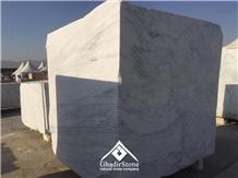 Persian Scato White Marble Blocks