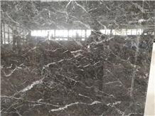 Wyndham Grey Marble Slab, Amet Grey Marble Tile