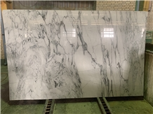 Persian Bianco Marble Slabs