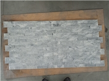 Crystal Grey Marble Wall Panel, Marble Veneer