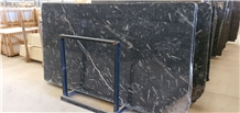 Black Fossil Slab, Fossi Noir Black Slabs, Sahara Noir Marble Slab