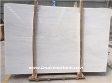 African Namibia White Jade Marble Wall Tiles Slabs