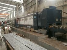 Automatic Polishing Line Machine for Granite