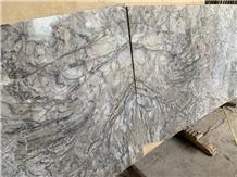 Azul Palaya Marble Slabs, India Grey Marble