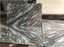 Ocean Brown Marble Slabs & Tiles