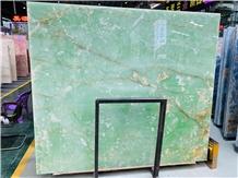 Bolagh Green Onyx Bolaq Onix Slab Wall Cover