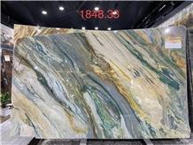 Brazil Portomare Quartzite Multicolor Wall Tiles
