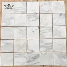 Calactta Marble Tiles for Bathroom Kitchen