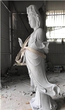 Hand Carving Buddhist Goddess Statue