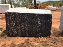Australia Black Marble, Orbicular Black Marble Blocks
