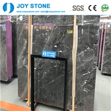 Hot Sale Polished China Grey Marble Slabs