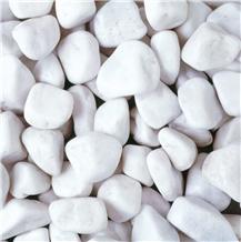 White Dolomite Pebble Stones