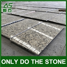 Brazil Venetian Gold Granite Factory