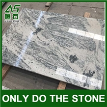 India Viscont White Granite Tile Factory