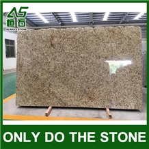 Ouro Brazil Granite Slab Factory with Good Price