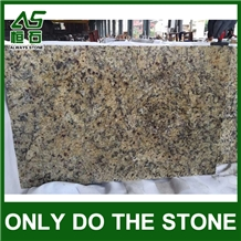 Venetian Gold Granite Polished Slab Factory
