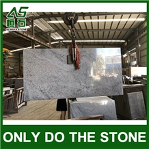 Viscont White Granite Slab Factory with Good Price