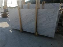 Kavala Semi White Marble Slabs