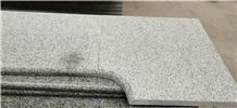 Honed Granite Swimming Pool Coping Cover